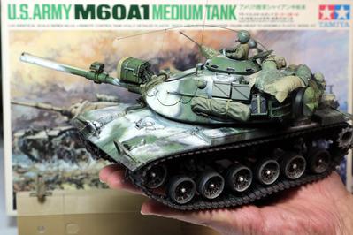 M60A1シャイアン戦車