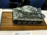 タミヤ 1/35 タイガー戦車