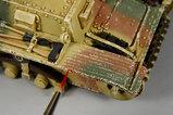 AM誌に掲載されたアダムの38t戦車の作例は、チッピングの最高の教科書です。