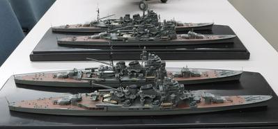高雄級重巡洋艦4隻