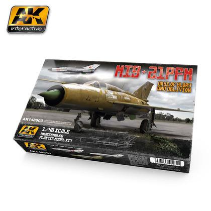 AK148003 MiG-21 PFM