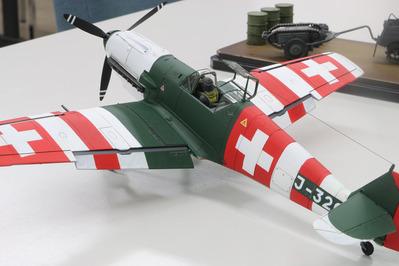 Bf109E-3