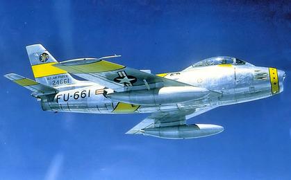 F-86セイバー(Wiki)