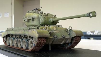 M26パーシングタンク