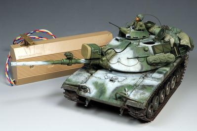 M60A1シャイアン戦車リモコン