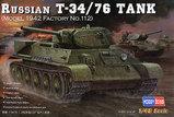 ホビーボス 1/48 T-34/76 1942年型