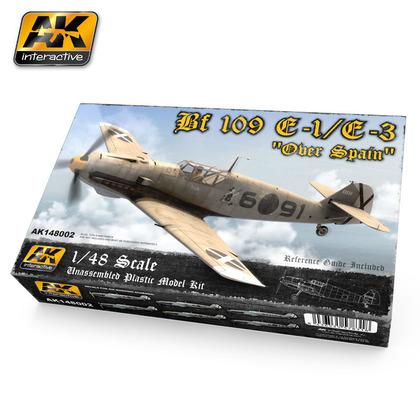 AK148002 メッサーシュミットBf109 E1/E3 「スペイン内戦」