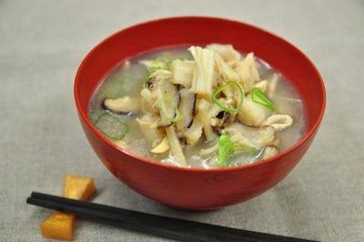 貝柱のスープ