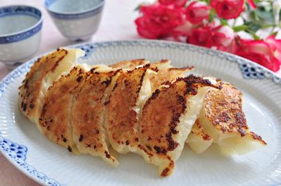 Recipe75:帆立餃子