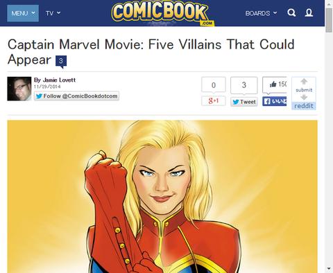 映画「キャプテン・マーベル」で登場することができた5人のヴィラン!