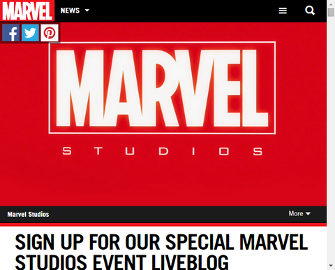 フェイズ3の公開日が発表!ソー:ラグナロク、ブラックパンサー、キャプテン・マーベル、インヒューマンズ、インフィニティ・ウォー、キャップ:シビルウォーも決定!