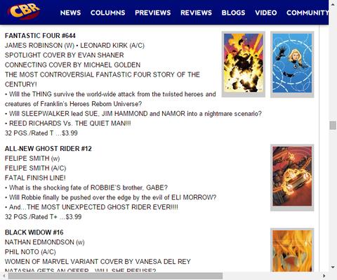 ヒーローズリボーンの世界を生き残れ!ファンタスティック・フォー #644のプレビュー!