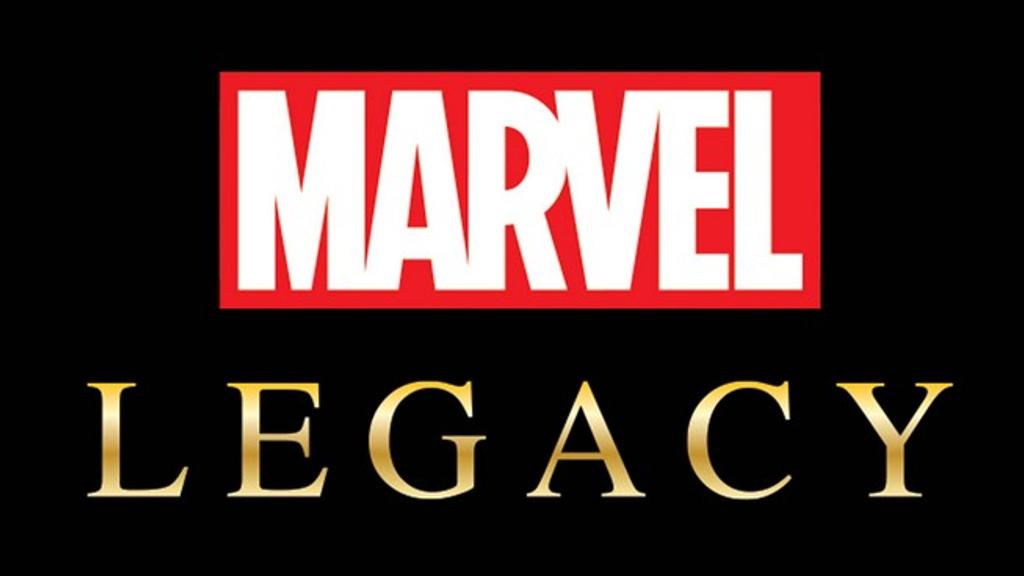 マーベルが謎のティザー画像『マーベル・レガシー』を公開!