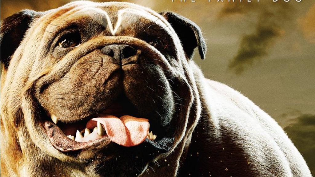 犬の日を記念してドラマ『インヒューマンズ』からロックジョーのポスターが公開!