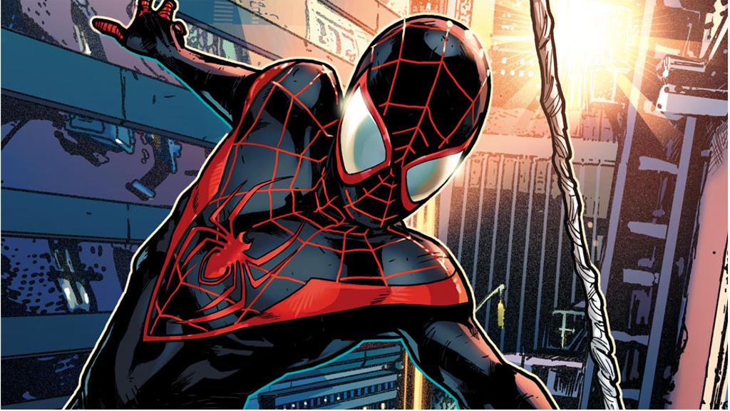 ソニーによるスパイダーマンのアニメ映画の米公開日が変更!2018年12月14日米公開予定!