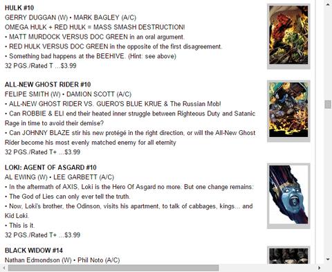 レッド・ハルク VS ドック・グリーン!ハルク #10のプレビュー!