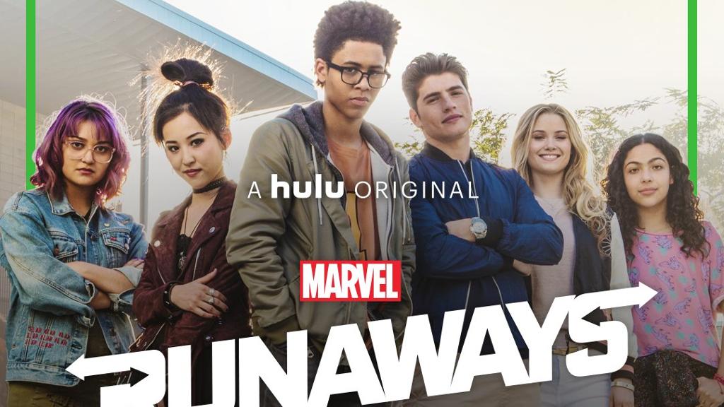 Huluにより新ドラマ『ランナウェイズ』のキャラクター画像が公開!配信開始は今年後半の模様!