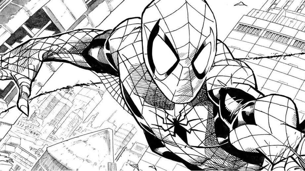 アダム・クーバートによる「ピーター・パーカー:ザ・スペクタキュラー・スパイダーマン」のアートが公開!