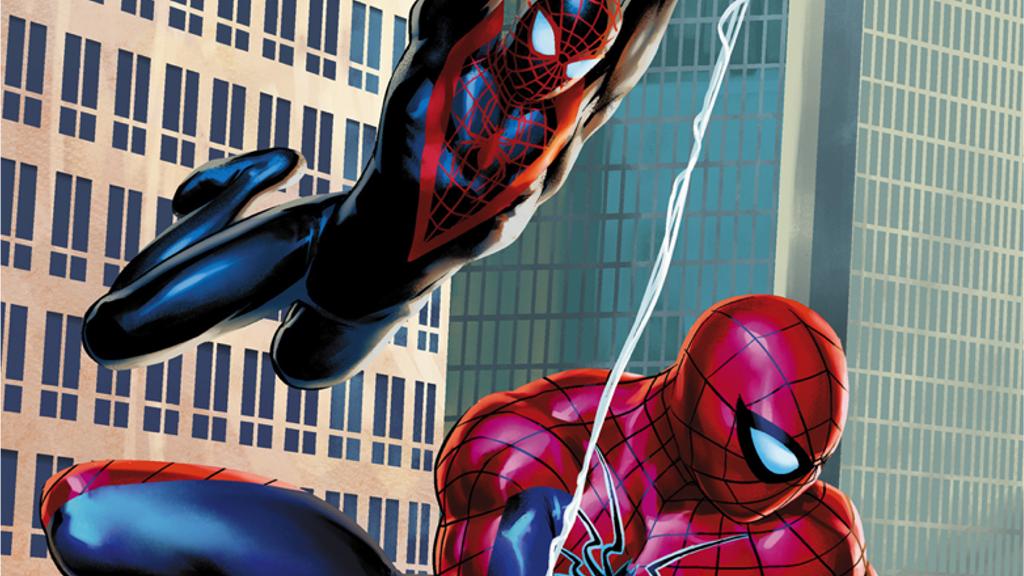 2人のスパイダーマンの冒険を描く『スパイダーメンⅡ』の最初のプレビューが公開!正史世界のマイルズ・モラレスは誰だ!?