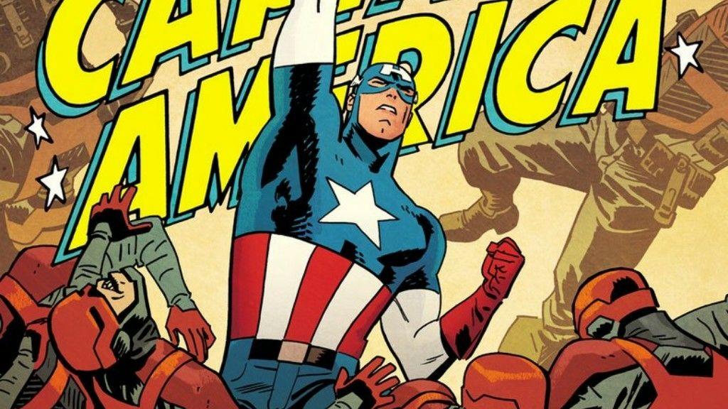 マーベル・レガシーからの『キャプテン・アメリカ』がSDCCにて発表!皆が愛するキャプテン・アメリカが帰ってくる!