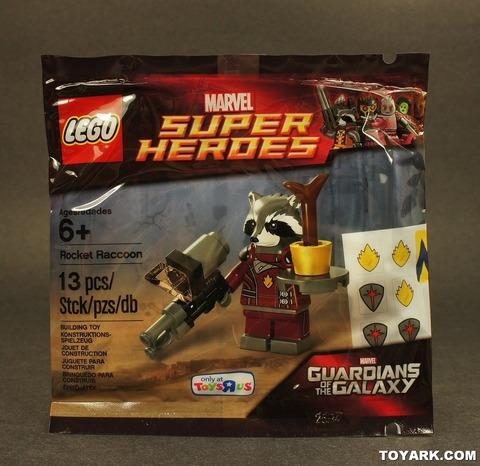 003-LEGO-Marvel-Super-Heroes-Rocket-Raccoon-Toys-R-Us-Poly-Bag