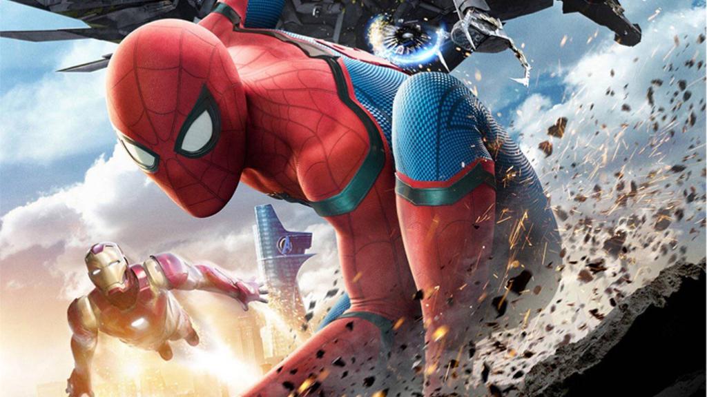 映画『スパイダーマン:ホームカミング』の新たなクリップ映像が公開!メイおばさんへのアリバイ工作でトニーと自撮りビデオを撮影!