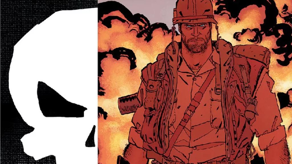 新たなミニシリーズ『パニッシャー:ザ・プラトーン』を発表!フランク・キャッスルのベトナム戦争を描く!