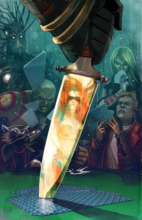 マーベルの深淵空間の楽しみがここに!アンジェラ:アスガーズ・アサシン #4のプレビュー!