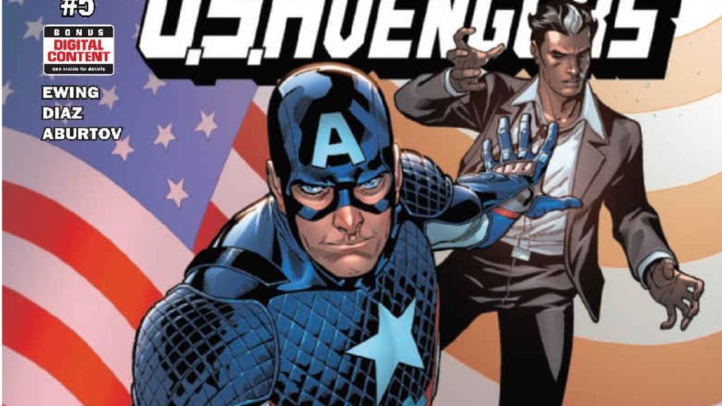 シークレット・エンパイアへの序章!『U.S.アベンジャーズ』#5のプレビューが公開!