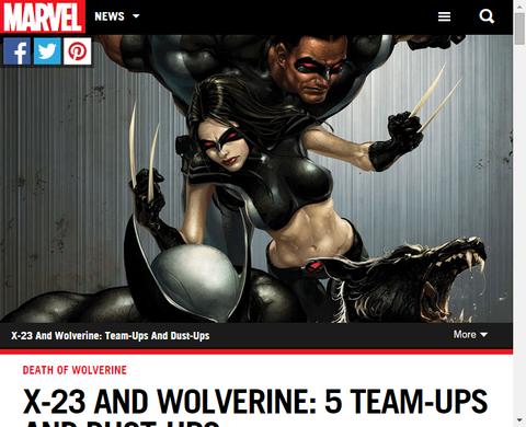X-23とウルヴァリンの5つのチームアップとダストアップを振り返る!
