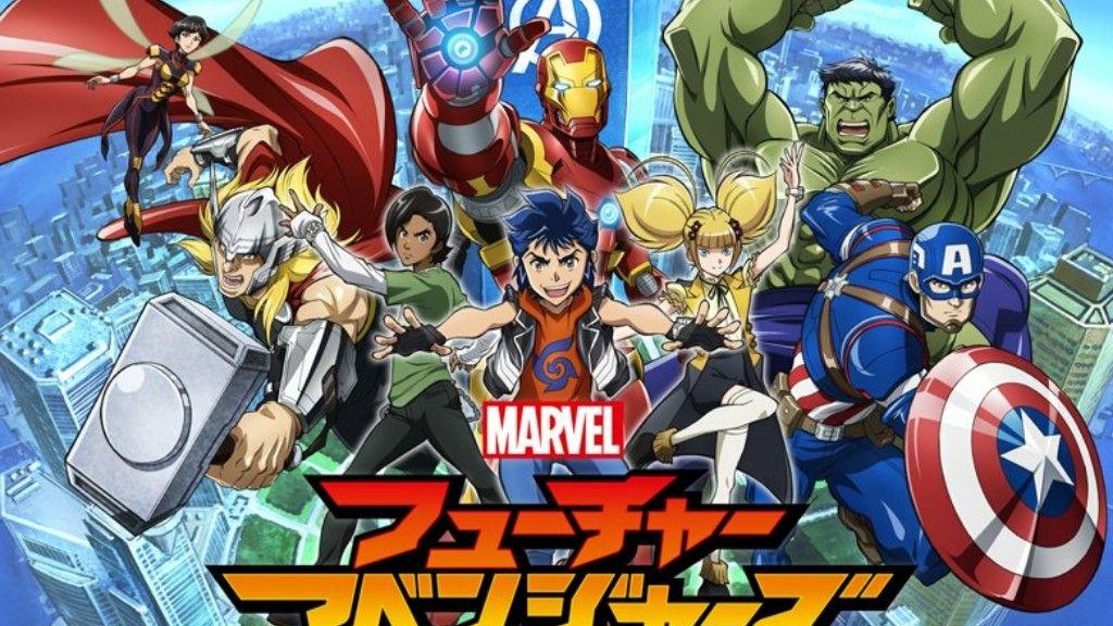 Dlifeにて放送される新アニメ『マーベル フューチャー・アベンジャーズ』が7月22日(土)から放送開始!