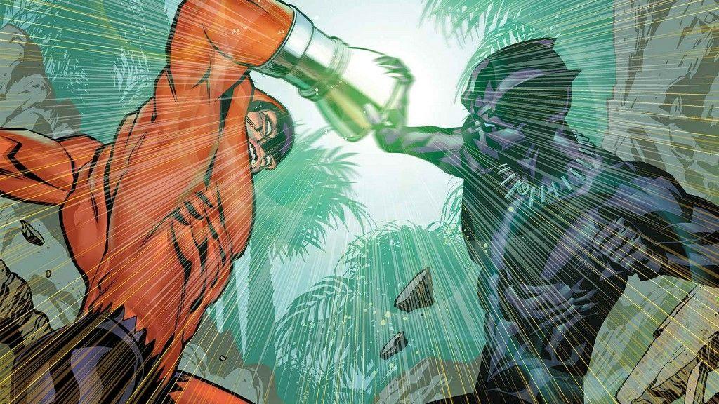 マーベル・レガシーからの『ブラック・パンサー』の詳細が判明!宿敵ユリシーズ・クロウが帰ってくる!