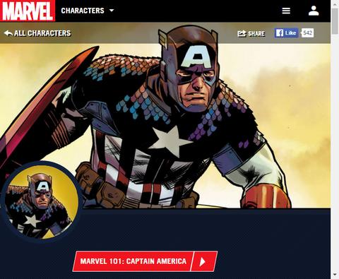 コミックを読もう!キャプテン・アメリカのターニングポイントまとめ!