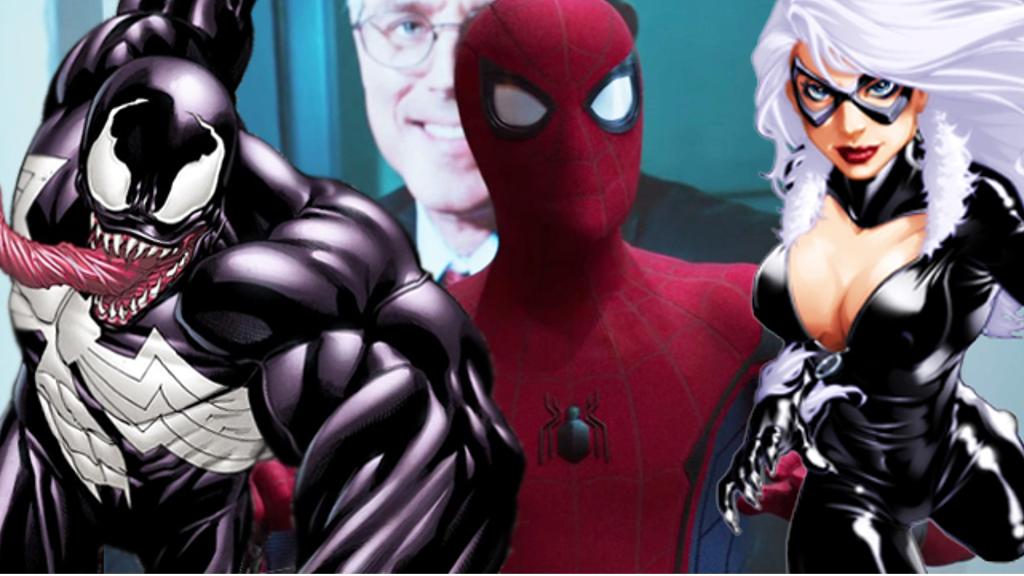 ソニー会長エイミー・パスカルがソニーによるスピンオフ映画『ヴェノム』等がMCUに含まれないと確認!
