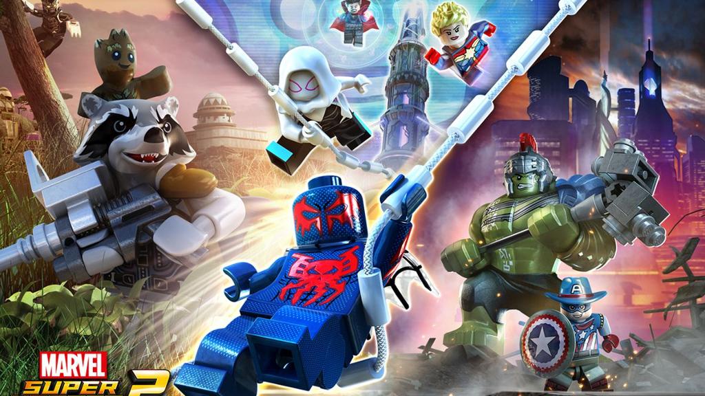 新ゲーム『LEGO マーベルスーパー・ヒーローズ ザ・ゲーム2』の新たなトレーラーが公開!主役ヴィランのカーンをフィーチャー!