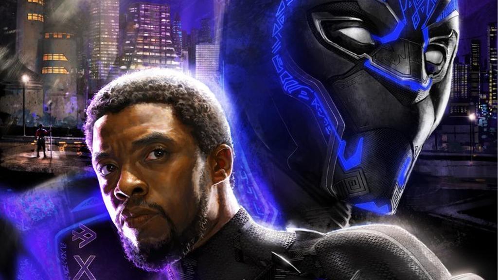 映画『ブラックパンサー』の新たなコンセプトアートポスターが公開!