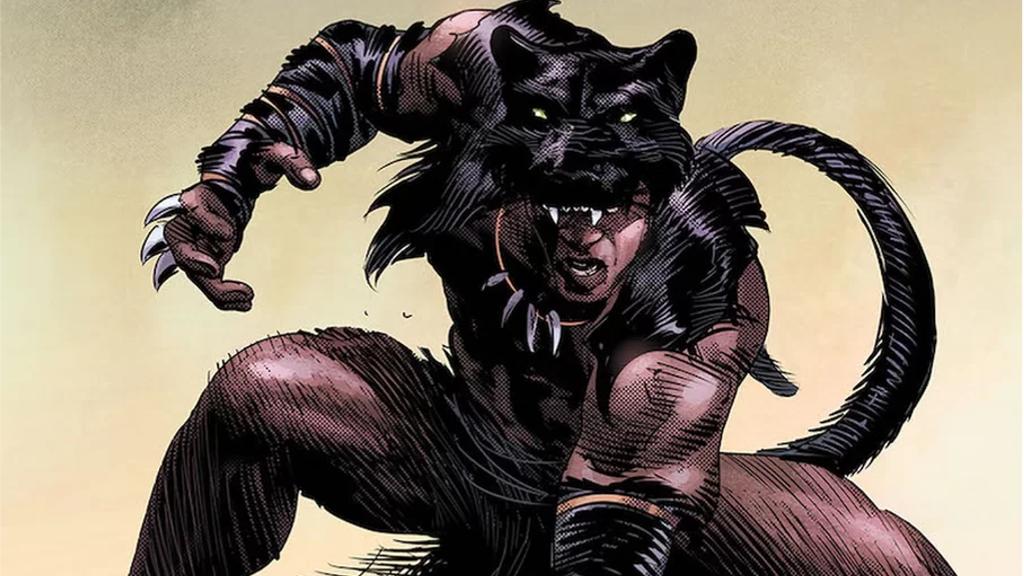 マーベル・レガシー #1で登場する紀元前100万年のブラック・パンサーとスターブランドが公開!