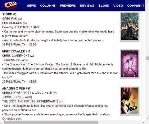 天国と地獄の軍団!ナイトクローラー #11のプレビュー!