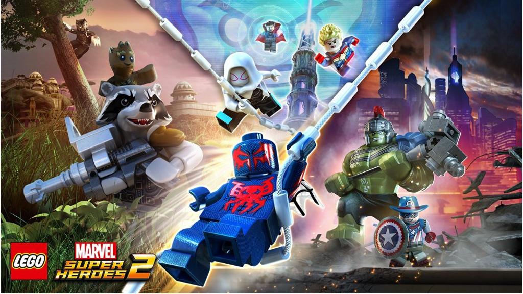 新ゲーム『レゴ マーベル  スーパー・ヒーローズ2』のトレーラーが公開!映画からの新キャラクターも多数登場!