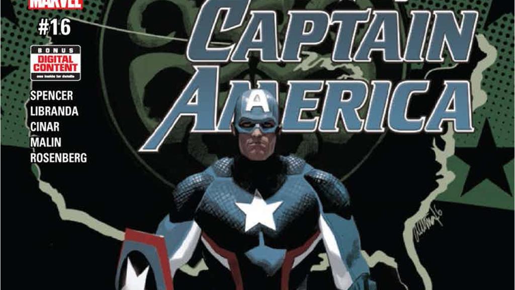 シークレット・エンパイアへの序章!『キャプテン・アメリカ』#16のプレビューが公開!