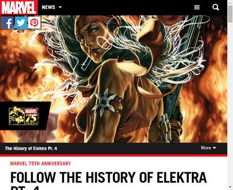 エレクトラの歴史を振り返るパート4!