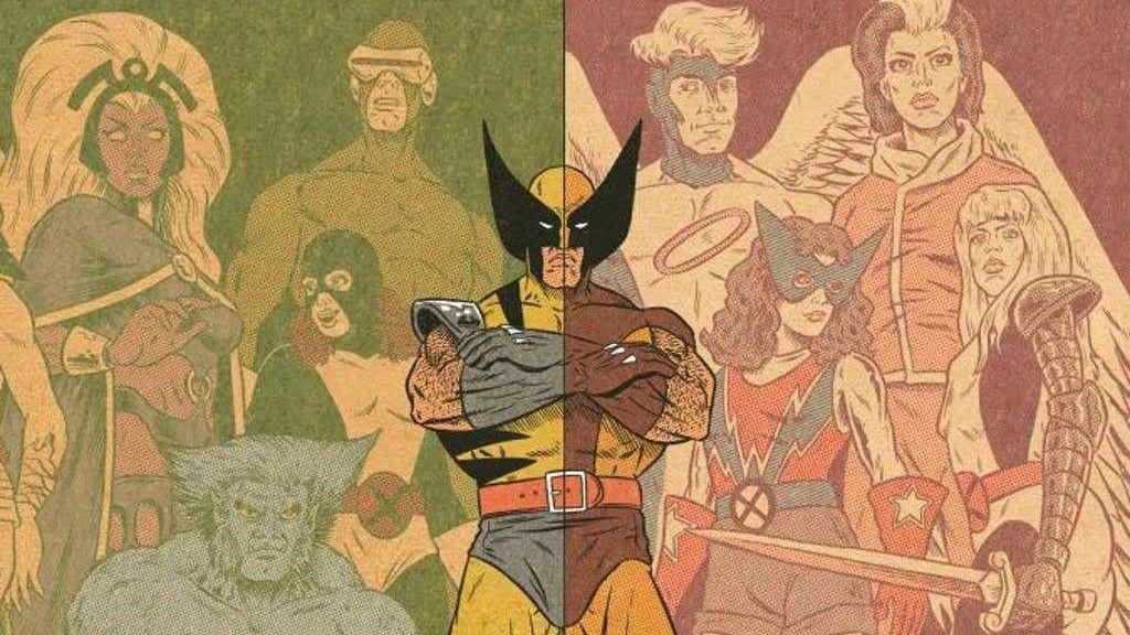SDCCにて新たなミニシリーズ『X-MEN グランド・デザイン』を発表!