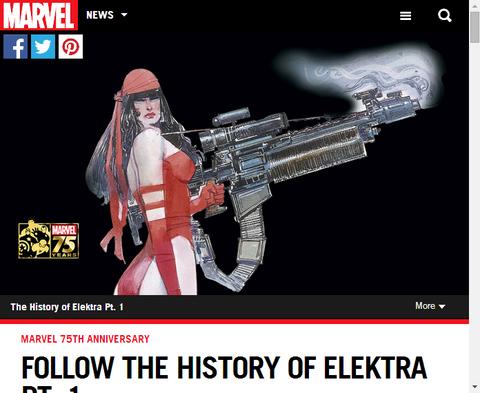 エレクトラの歴史を振り返ろう!