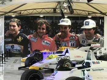 F1_80年代四天王達の奇跡の一枚