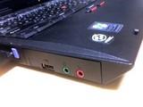 Thinkpad R40e HDDある位置