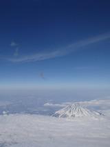 空から富士