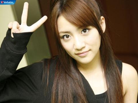 たかみなのソロデビュー曲「Jane Doe」のジェケット写真公開【高橋みなみ/AKB48】