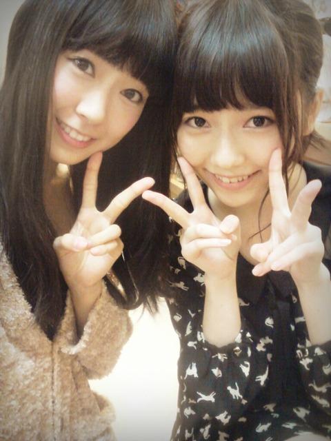【AKB48】渡辺美優紀さんに友達が出来ました♪