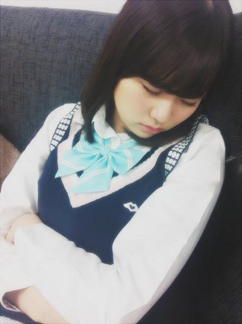 すーちゃんのセクシーショット発見!【佐藤すみれ/AKB48】