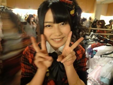 横山由依、責任取れ!【AKB48/横山由依】